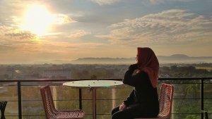 Satoria Hotel Yogyakarta Tawarkan Sensasi Bukber Sambil Nikmati Senja di Rooftop