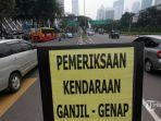 Sistem Ganjil Genap 13 Ruas jalan dan 3 Lokasi Wisata DKI Jakarta Diperpanjang, Cek Lokasinya