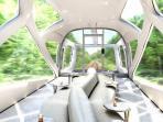 The Royal Express - Spektakuler! Kereta Ini Punya Kolam Renang hingga Chef Handal