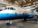 pesawat-n250-gatot-kaca-buatan-bj-habibie-terparkir-di-pt-di.jpg
