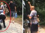 Viral! Seorang Pengunjung Kebun Binatang 'Tercyduk' Lempar Batu ke Harimau Demi Melihatnya Bergerak