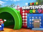 Dibuka Februari 2021, Super Nintendo World Bakal Hidupkan Karakter Mario