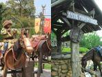 Harga Tiket Masuk The Ranch Cisarua, Tempat Wisata Berkuda Dekat Taman Safari Bogor