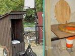 7 Toilet Ini Punya Desain Nyleneh, Ada yang Terbuat dari Kerucut Lalu Lintas Hingga Kloset Berjalan