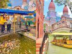 Harga Tiket Masuk 3 Tempat Wisata di Cianjur, Jelajah Venesia hingga Menara Eiffel di Little Venice