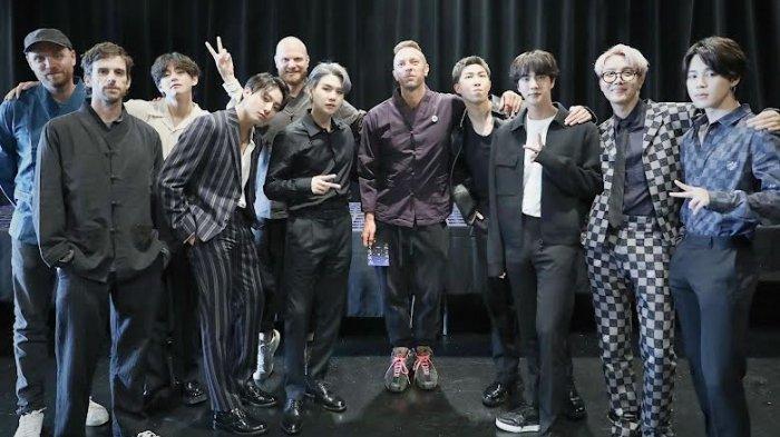 Karier BTS Diremehkan, Chris Martin Coldplay dan Will Champion Pasang Badan: Mereka Bekerja Keras!