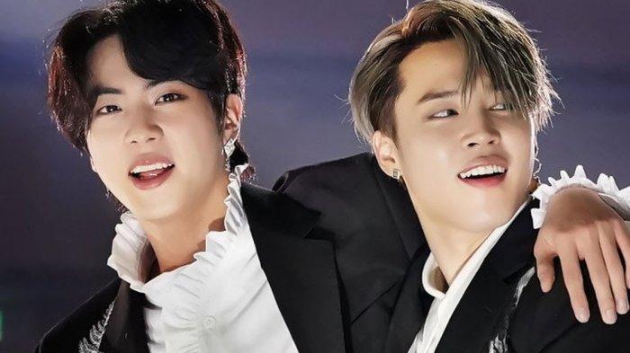 Hadiah Jin BTS untuk Jimin Ini Jadi Sorotan, Muncul Rumor Kim Seokjin Bakal Jadi Cameo di Jirisan