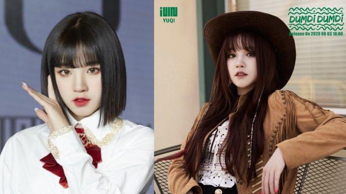 6 FAKTA Menarik Yuqi (G)I-DLE, Mantan Ketua Klub Street Dance, Fangirl Ryeowook Super Junior