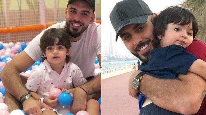 Pria Viral yang Dideportasi karena Terlalu Tampan Kini Sudah Punya Anak, Sosok Putranya Jadi Sorotan