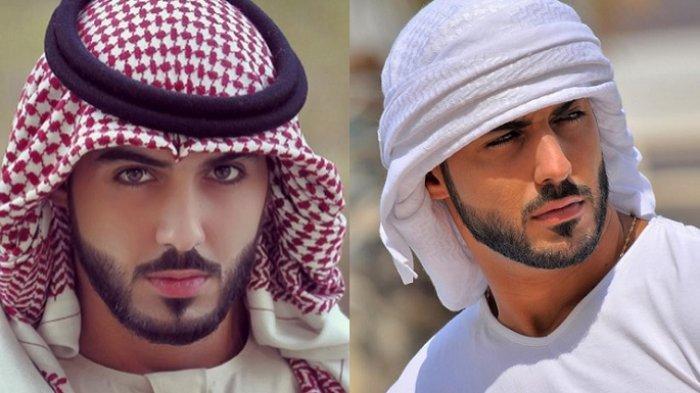 Omar Borkan dulu viral dijuluki pria paling tampan di dunia