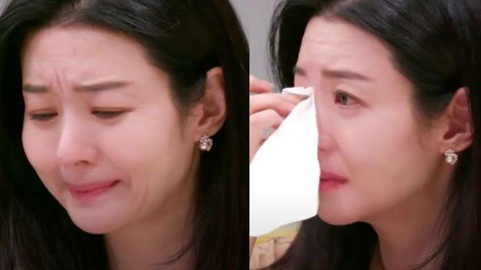 Tangis Pilu Artis Song Sun Mi, Takut Jawab Pertanyaan Sang Putri Soal Ayahnya yang Meninggal Dibunuh