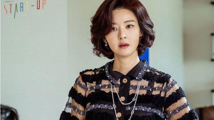 Song Sun Mi dalam drama Start-Up