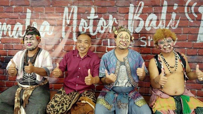Mengenal Sosok Ajik Topok, Seniman Bali Yang Berkarir Sejak Tahun 1982