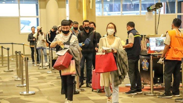 Cegah COVID-19, Bandara Ngurah Rai Perketat Penumpang Masuk ke Bali
