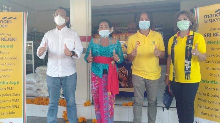 Bank Mantap Gandeng Coco Group, Mudahkan Pensiunan Bali Berwirausaha