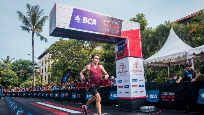 Catat Tanggalnya, BCA Super League Triathlon Bali 2020 di Bali