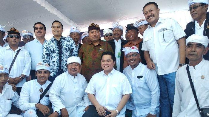 Dukung Pariwisata, Menteri BUMN Dorong Percepatan Pembangunan Pelabuhan
