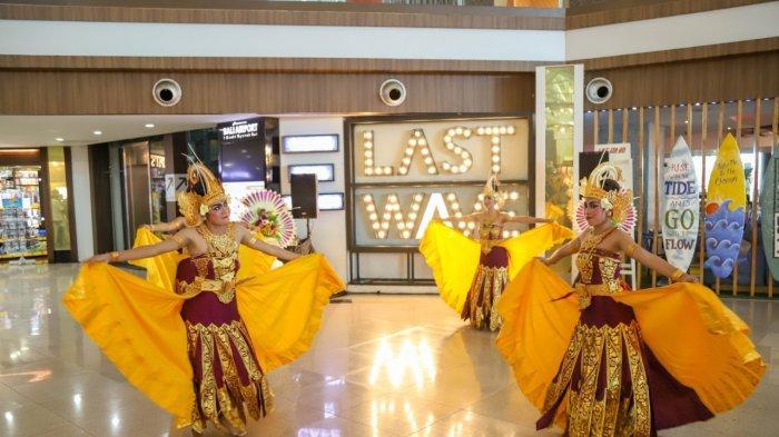 Bandara I Gusti Ngurah Rai Tampilkan Penari Penyandang Disabilitas