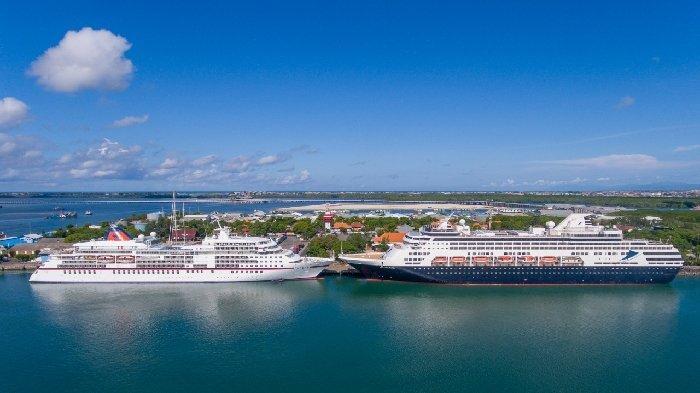 Dampak Corona, Pelindo III Akui Ada Penurunan Cruise
