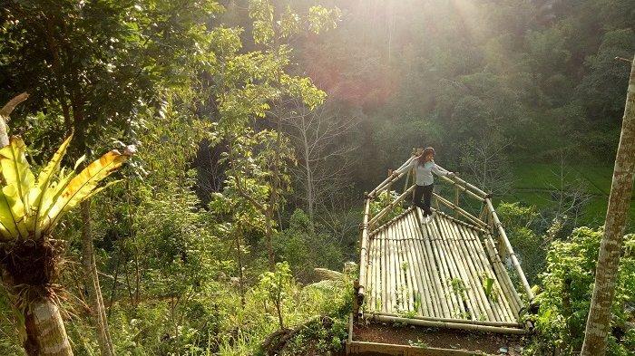 Dukuh Hill Tawarkan Pemandangan Bukit Indah Bangli