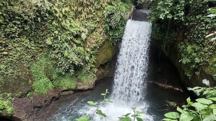 Gana Waterfall Tawarkan Privasi Alam Indah di Gianyar
