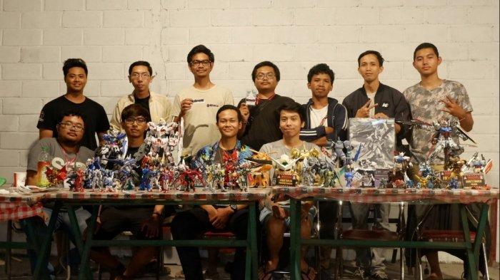 Gundam Bali, Bukan Sekadar Komunitas Namum Wadah Membangun Kreativitas