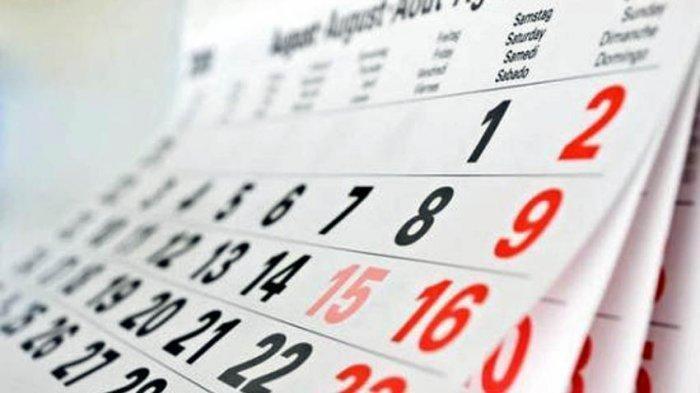 Ada Tiga Kali Akhir Pekan Panjang, Berikut adalah Hari Libur Nasional dan Cuti Bersama Tahun 2021,