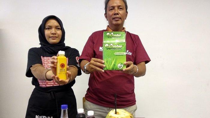 Kemu-Lan Tawarkan Kunyit Detoksifikasi Hingga Makanan Khas Bali