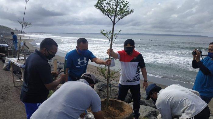 Jasa Raharja Tanam Pohon, Demi Kelangsungan Alam Bali ke Depan
