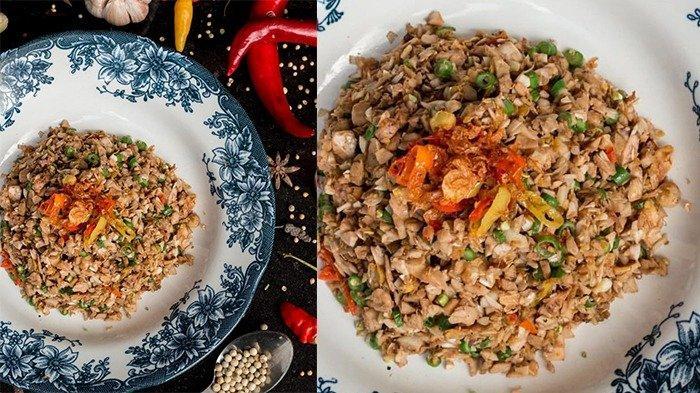 Nasi Lawar Gurita, Menu Istimewa Dari Putu Reka Ariawan Yang Diperkenalkan Sejak Awal Mei 2020
