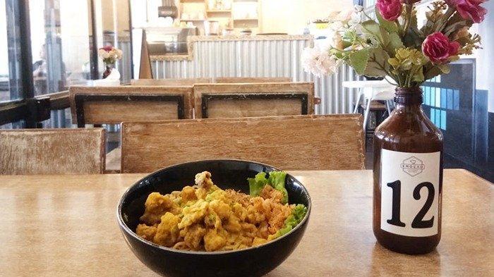 Uniknya Perpaduan Rasa Dari Mie Ayam Sune Cekuh Milik Emocao Coffee & Eatery Ini