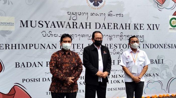 Harapkan Pariwisata dan Ekonomi Segera Pulih, Cok Ace Kembali Pimpin PHRI BPD Bali