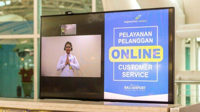 Bandara I Gusti Ngurah Rai Terapkan Online Customer Service