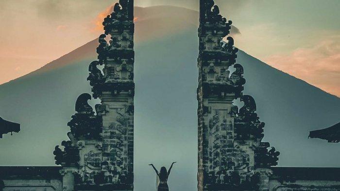 5 Tempat Wisata Instagramable di Bali dengan Bangunan Candi Bentar