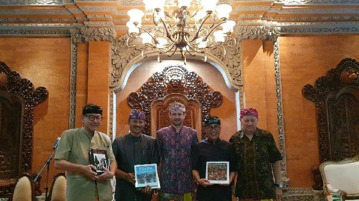 Gusde Bidik Wisman Ceko Jadi Turis Berkualitas ke Bali