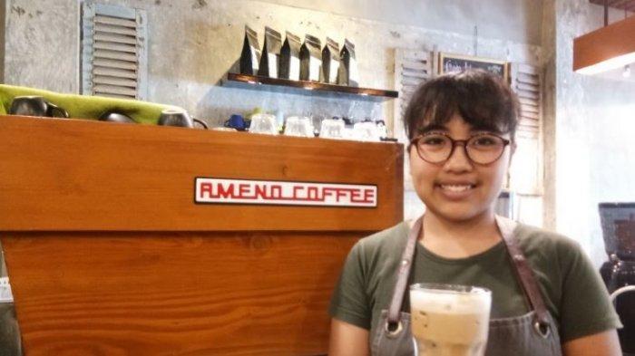 Ameno Coffee And Eatery Manfaatkan Biji  Kopi Lokal Untuk Hasilkan Cita Rasa Kopi Yang Nikmat
