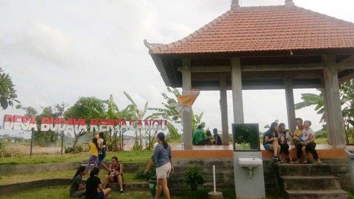 Berkunjung Ke Desa Budaya Kertalangu Yang Semakin Dikenal Dengan Kawasan Jogging Tracknya Yang Asri
