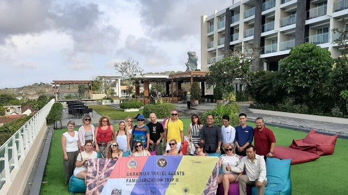Ukraine Famtrip II, Siap Promosikan Potensi Bali ke Ukraina