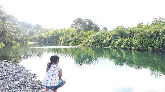 Indahnya Tukad Bengawan di Manggis Karangasem
