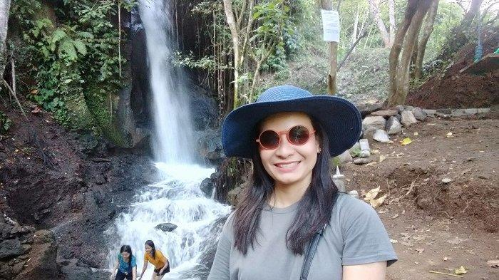 Uma Anyar Waterfall Tawarkan Air Terjun Bertingkat di Kemenuh