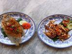 Gurihnya Gurame Batur dan Ayam Goreng Rica Khas Bendega Bali