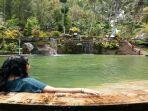Hanya Membayar  Rp 5 Ribu, Sudah Bisa Menikmati Wisata Alam Di Jembong Waterfall
