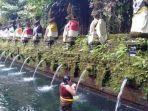 Sisi Lain Pura Taman Mumbul: Jika Ikan Jegeg Muncul di Permukaan, Jadi Bentuk Peringatan
