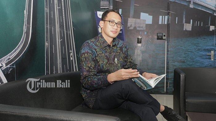 I Ketut Adiputra Karang, Dirut Baru PT. Jasamarga Bali Tol:Saya Kaget dan Tidak Sangka