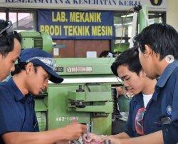 Program Studi D3 Teknik Mesin diPoliteknikNegeriBali(PNB), Akreditasi B