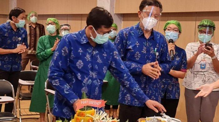 Kasih Ibu Hospital Rayakan HUT ke-33 di Tengah Pandemi, Syukuran dan Lomba Dilaksanakan Virtual