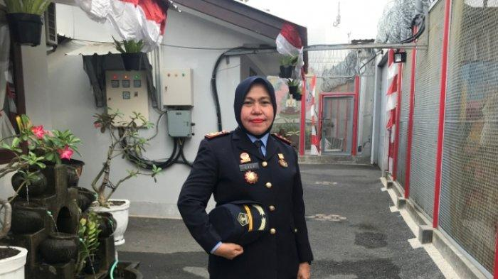 Lili (Kepala Lembaga Pemasyarakatan Klas II A Denpasar)