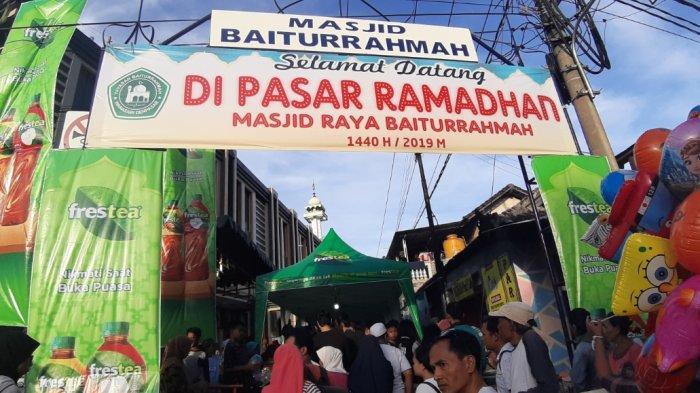 Cegah Penyebaran Covid-19, Pasar Ramadan di Kampung Jawa Ditiadakan