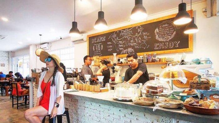 Usung Gaya Country, Coba Nikmatnya Ngopi di Anchor Cafe and Roastery Batam