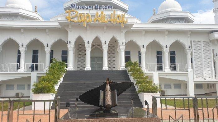 Pemko Batam Datangkan Cogan Asli dari Kerajaan Riau-Lingga Johor ke Museum Raja Ali Haji, Alasannya?